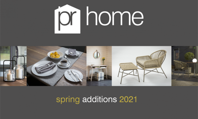 Spring additions 2021 - New brochure