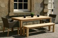 Antibes Dining Table - 210cm