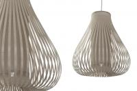 Balloon Hanging Shade - Taupe