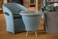 Ellie Chair and Ellie Side Table