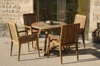 Kinsale Outdoor Table - 90cm
