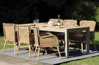Madagascar Outdoor Dining Armchair