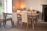 Marseille dining table with Helsinki chair