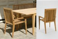 Menton Outdoor Dining Chair