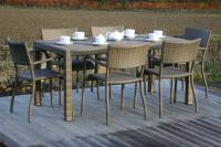 Nimes Outdoor Dining Table - Summergrass