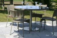 Orleon Outdoor Table - 120cm