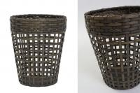 Platted Outdoor Basket - Large