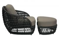Playa Chair & Footstool