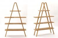 Serre Shelving Unit - Natural