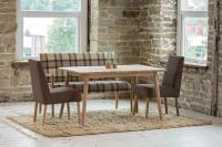 Shoreditch Rectangular Dining Table - 130 x 80cm