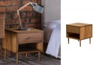 Shoreditch Bedside Table