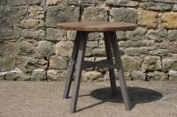 Tenby 60cm table - with painted base
