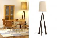 Tri Floor Lamp - Earth