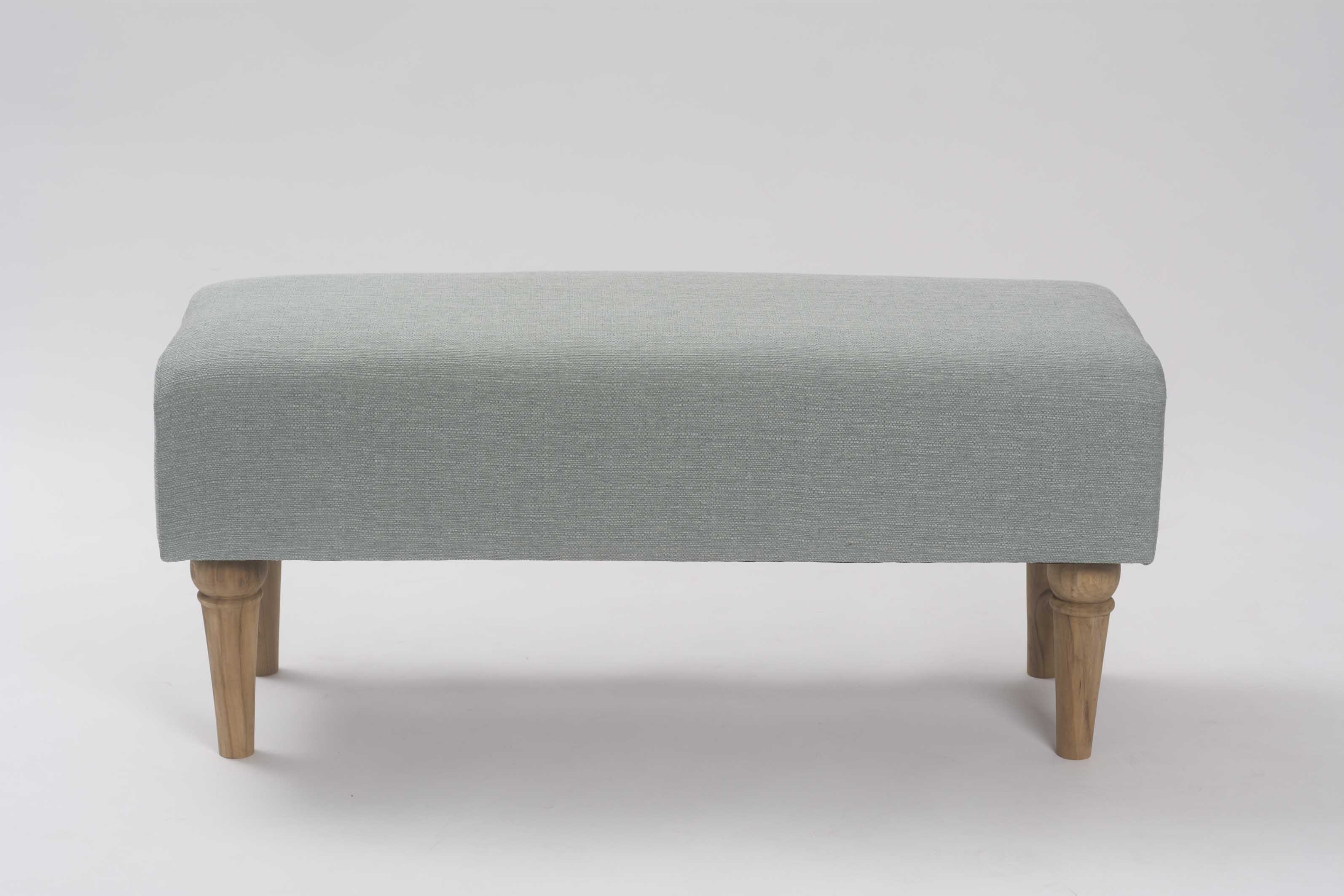 Bellagio upholstered bench 100cm pr home Padded benches
