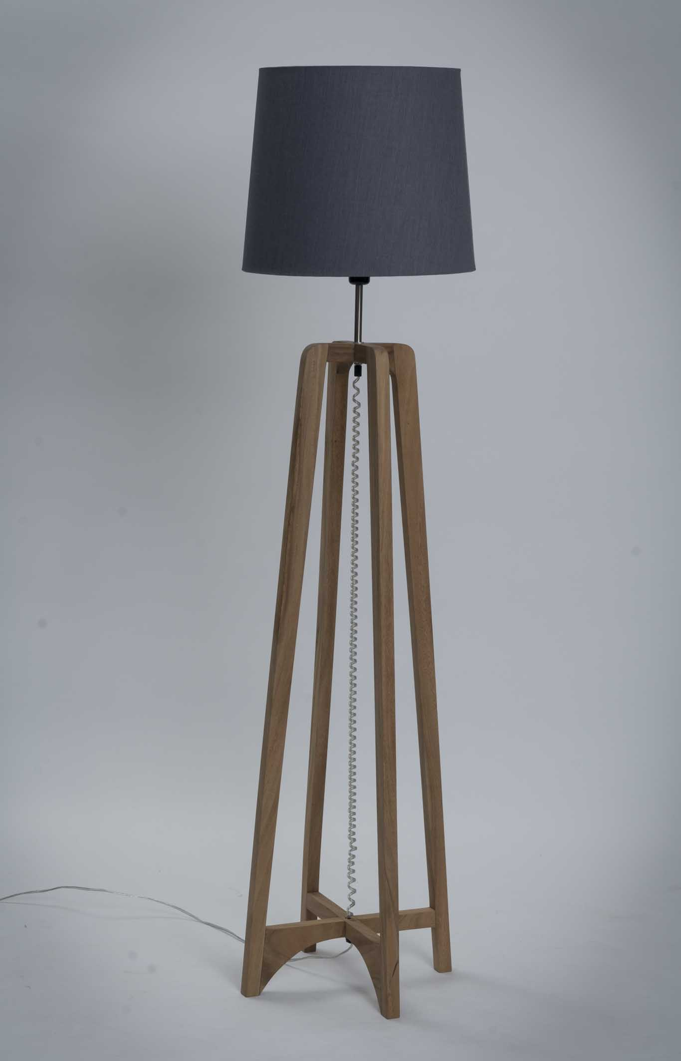Curlew Floor Lamp Natural Pr Home