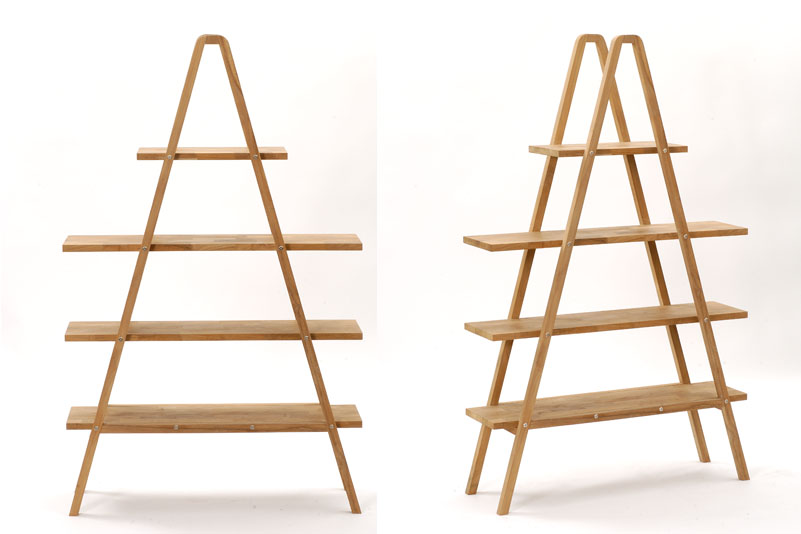 Serre Shelving Unit - Natural | pr home