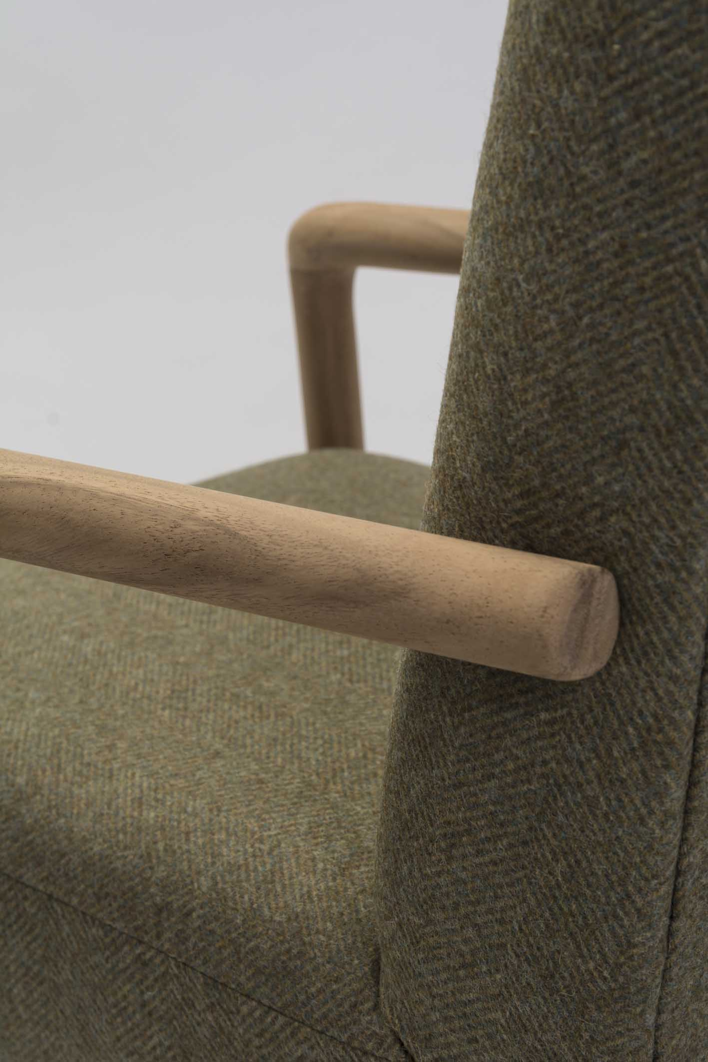 Shoreditch Dining Chair With Arms Pr Home