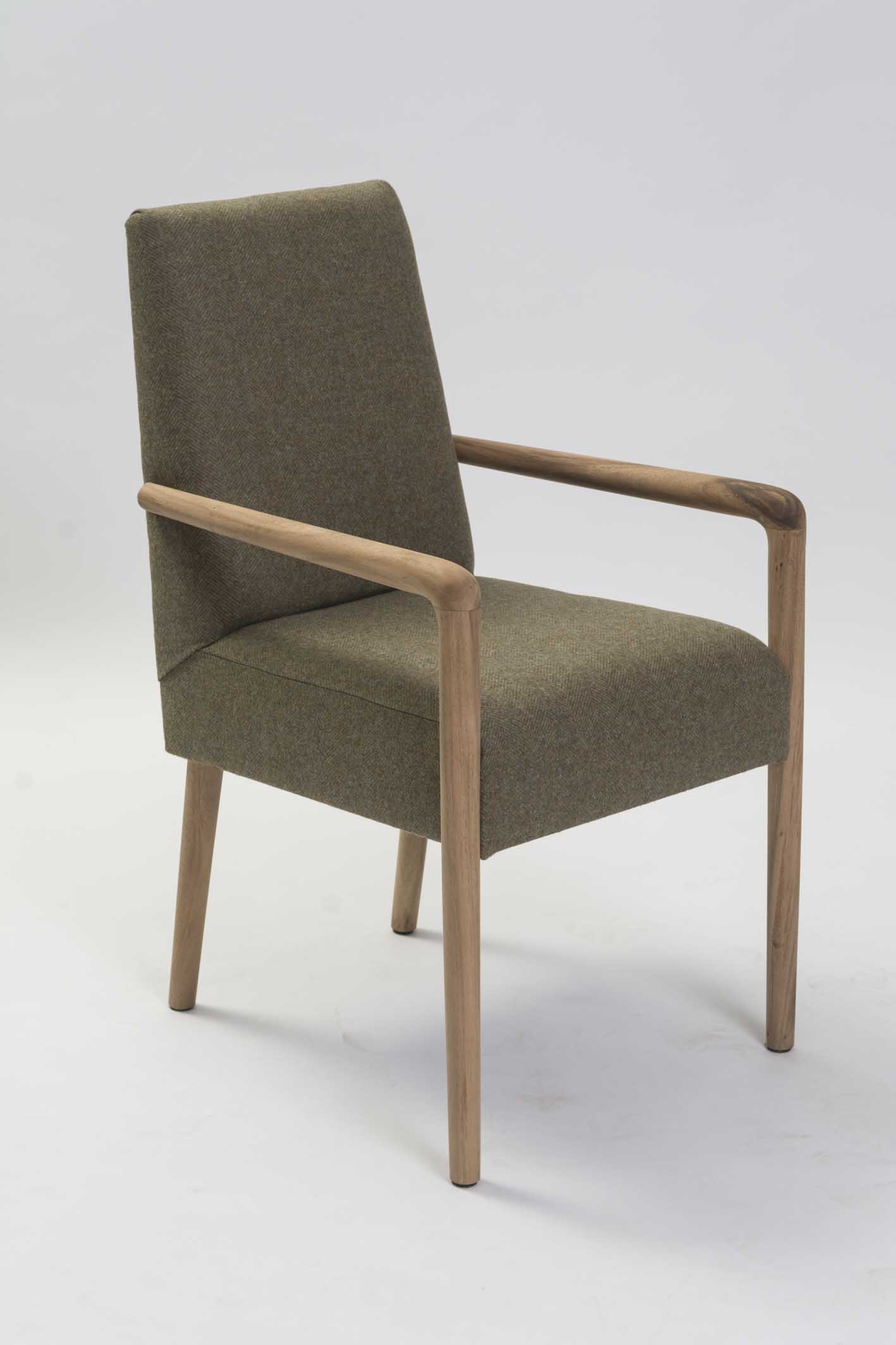 Shoreditch Dining Chair with Arms