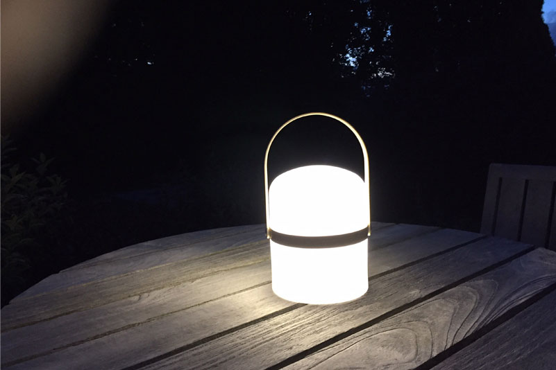St ives outdoor portable lantern pr home a charming rechargeable outdoor lantern with three brightness settings ip44 rated charges through a usb cable mozeypictures Image collections