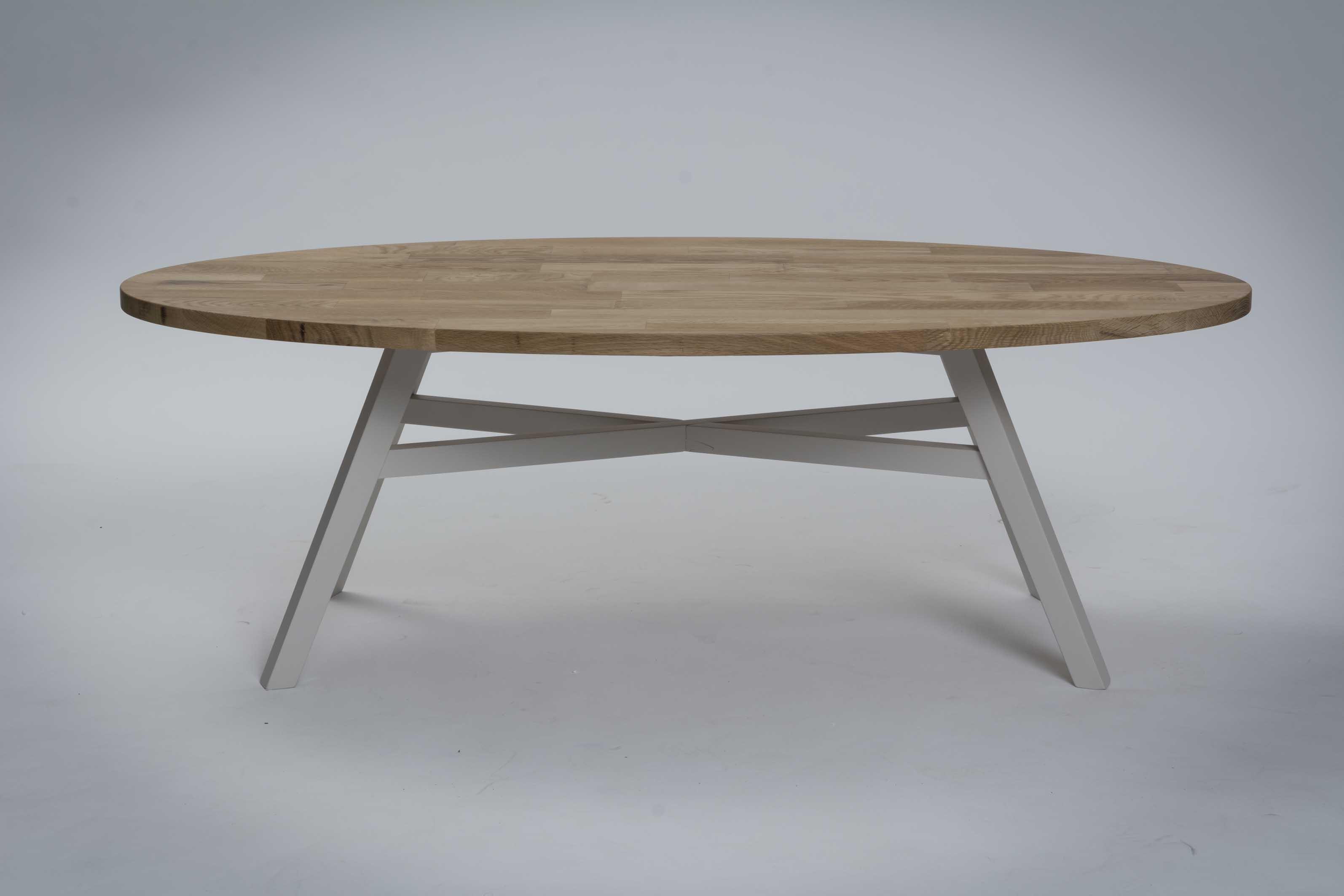Tenby oval coffee table pr home Coffee tables uk