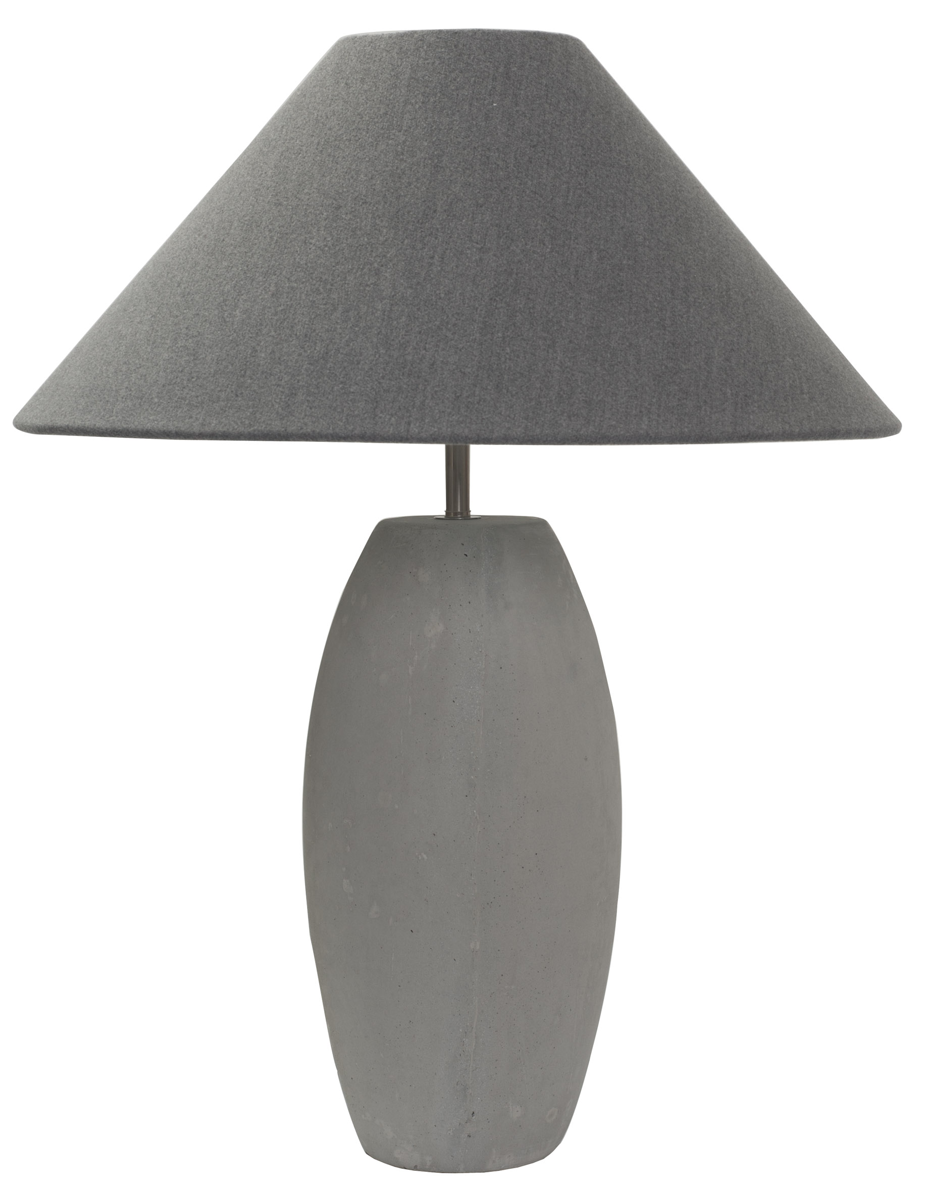 Coolie 2165524cm Shade Felt Grey pr home : urbanellipticallamp2 from prhome.co.uk size 1834 x 2362 jpeg 274kB